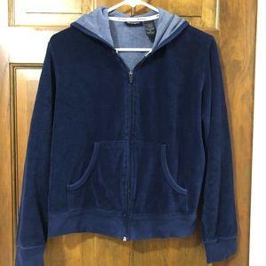 Champion French Terry Zippered Sweatshirt